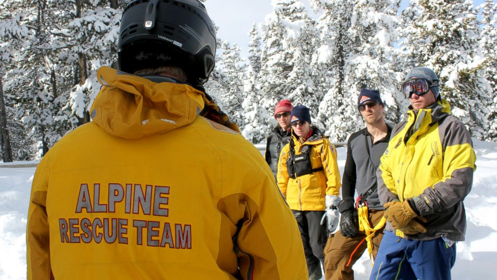 PHOTO: ABC News was invited out with avalanche rescue teams in Colorado to experience rescue responses first hand.