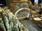 PHOTO: The U.S. Fish and Wildlife Service will destroy six tons of ivory to highlight the illegal trade.