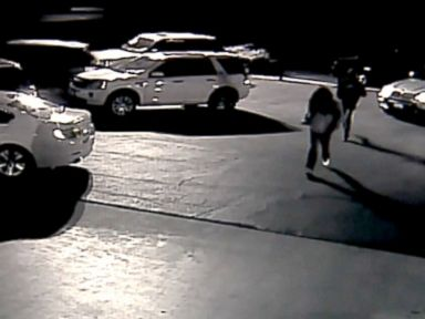 PHOTO: Surveillance video shows thieves making off with cars from high-end dealerships in the San Francisco Bay area.