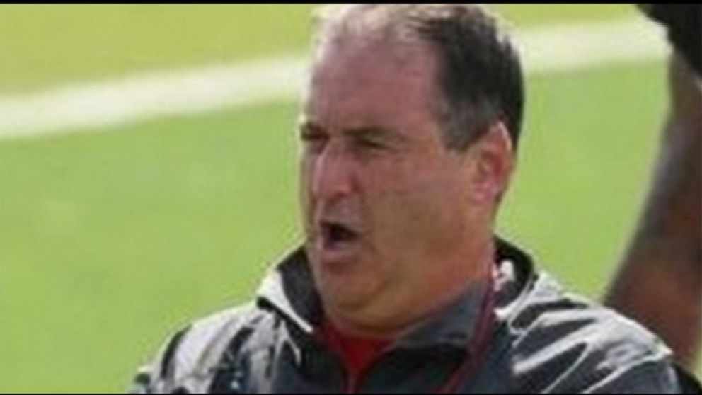 PHOTO: The family of a Rutgers University football player is pressuring the college to take disciplinary action against defensive coordinator Dave Cohen.