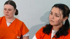 PHOTO: Emilia Carr (right), 30, is the youngest woman in the United States sitting on death row, and Tiffany Cole (left), 33, is the third youngest.