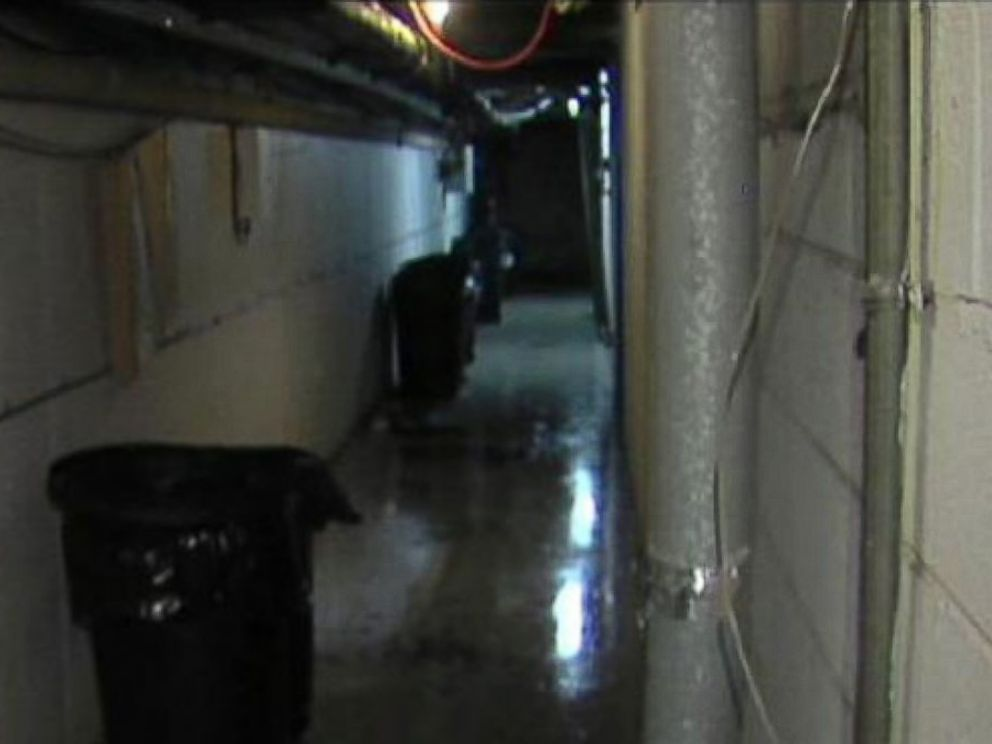 the basement of the apartment building in which charlie bothuell v was