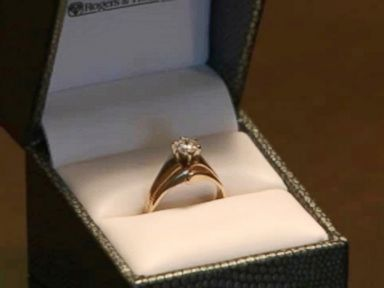 PHOTO: Matykowskis wedding ring had been hiding in Tuckers stomach for the past six years.