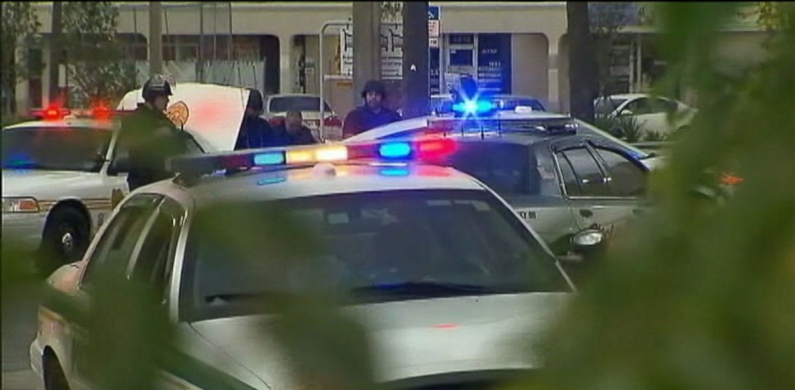 PHOTO: South Florida apartment shooting