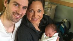 ginger zee and husband welcome a son - Ben Aaron