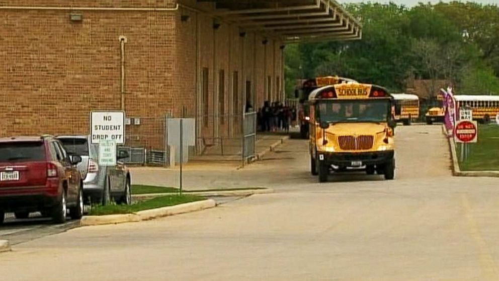 PHOTO: A Texas elementary school bus driver was caught on tape mocking a child and encouraging bullying.