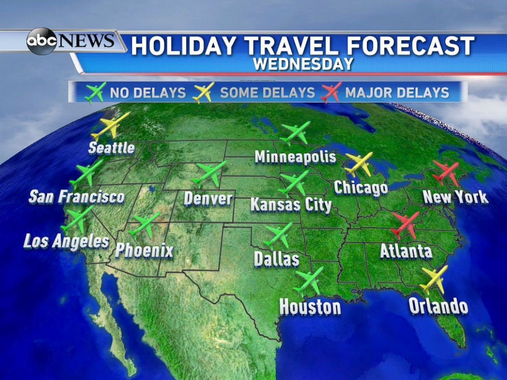 Travel Weather – Travel Weather Map Forecast