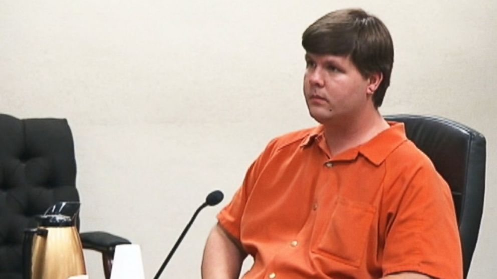 PHOTO: Justin Ross Harris, the father of a toddler who died after police say he was left in a hot car for about seven hours, is seen during his bond hearing at Cobb County Magistrate Court, July 3, 2014, in Marietta, Ga.