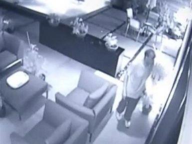 Man Burglarizes Home While Its Owners Sleep Inside