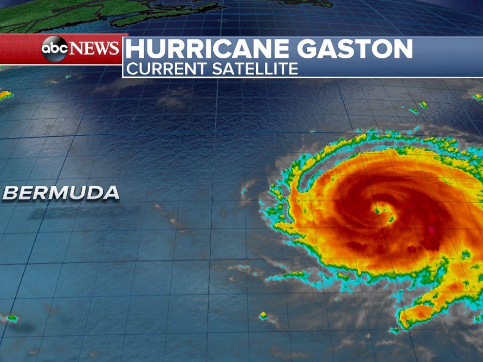 Atlantic hurricane radar