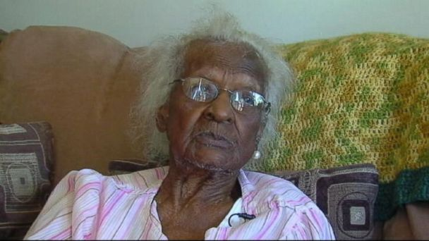 ABC jeralean talley jt 140514 16x9 608 Americas Oldest Citizen Celebrates Her 115th Birthday