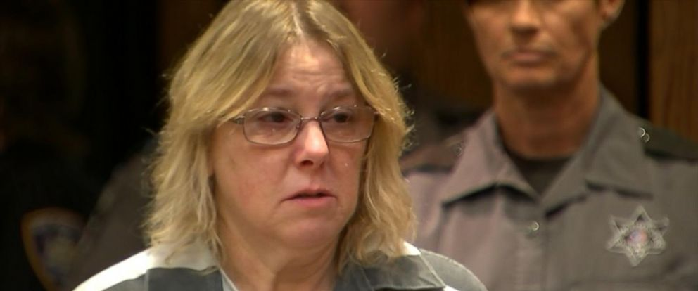 PHOTO: Joyce Mitchell appears in court, Sept. 28, 2015, in Plattsburgh, N.Y.