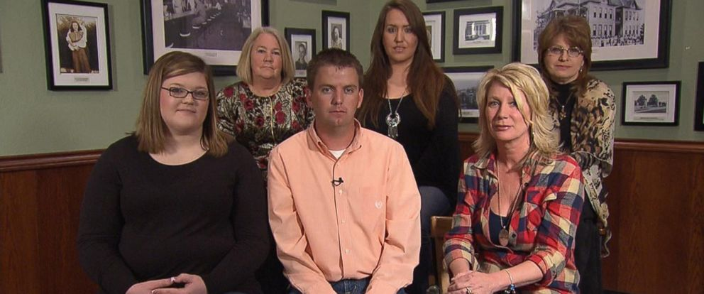 PHOTO: Six jurors spoke to ABC News after finding a former Marine guilty of murdering famed Navy SEAL sniper Chris Kyle and Kyles friend Chad Littlefield, Feb. 25, 2015.
