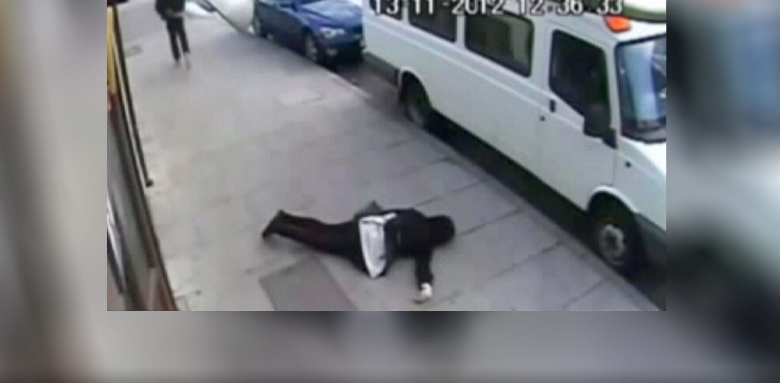 PHOTO: A man in Brooklyn says hes a victim of the Knockout Game.