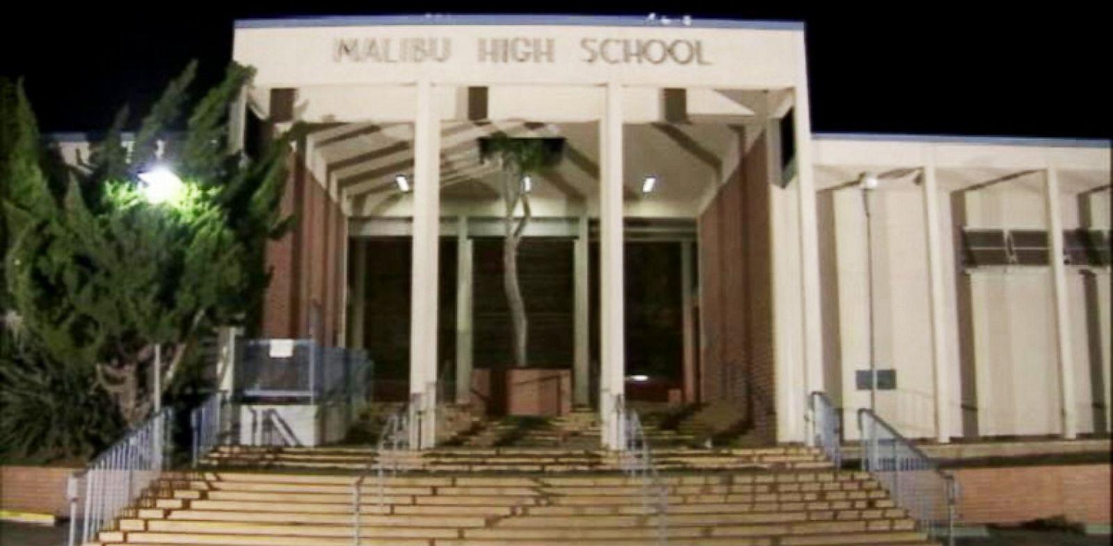 PHOTO: Malibu High School