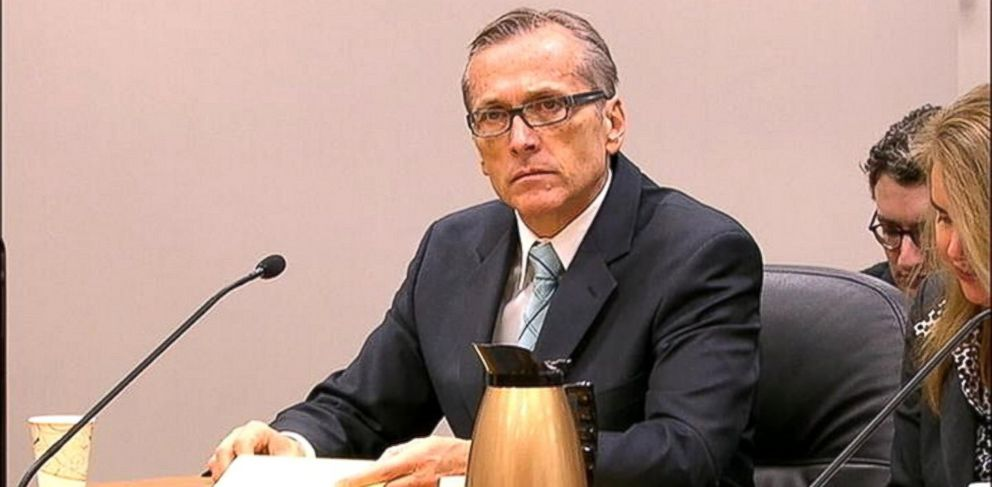 PHOTO: Martin MacNeill appears in court in Provo, Utah, Oct. 17, 2013.