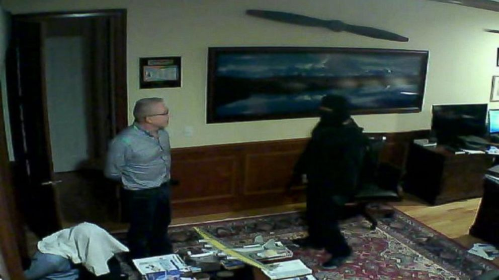 """PHOTO: Alleged """"ninja robbers"""" claim they used Google Earth to target homes."""