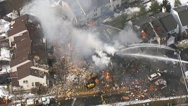 ABC nj explosion grabs2 mar 140304 16x9 608 1 Killed in Explosion at NJ Condo