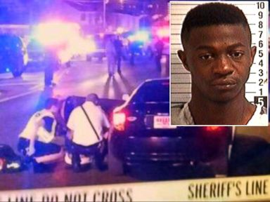 PHOTO: A shooting occurred during spring break in Panama City, March 28, 2015. The shooting suspect, 22-year-old David Jamichael Daniels, of Mobile, Alabama, was charged with seven counts of attempted murder, according to the Bay County Sheriffs Office.