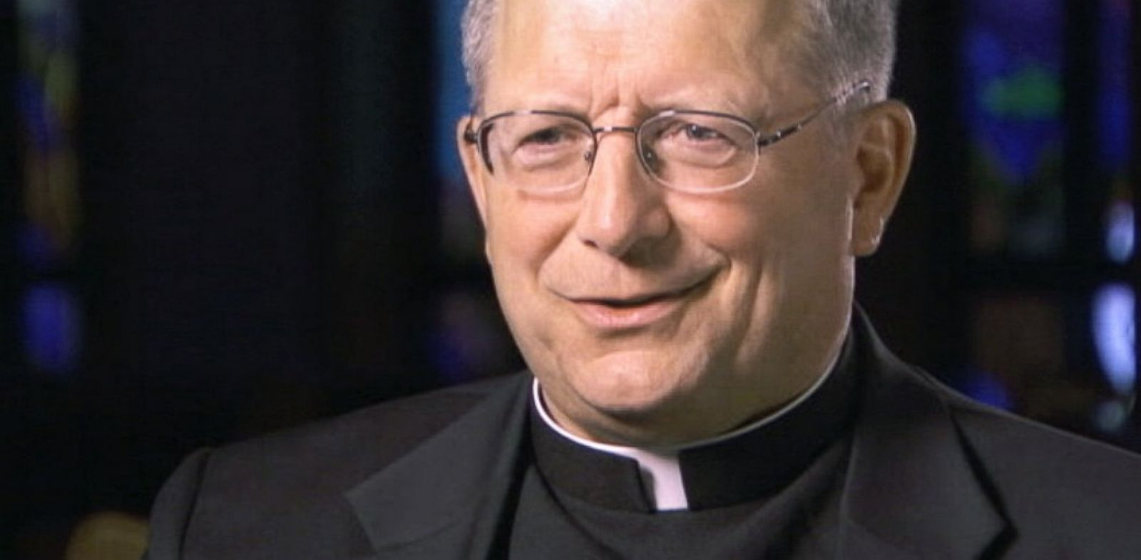 PHOTO: Rev. Patrick Dowling