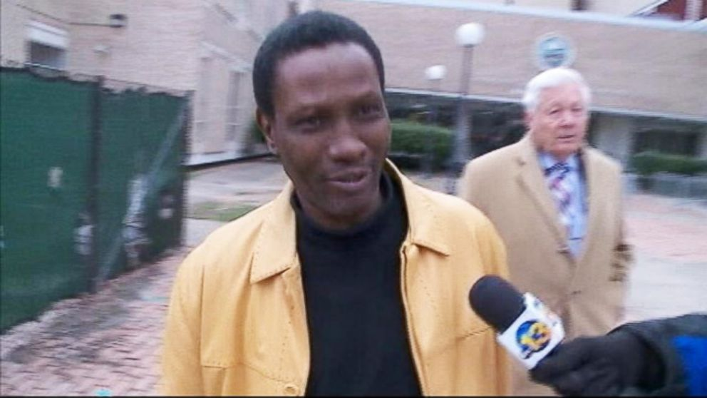 PHOTO: Pernell Whitaker is legally having his mother evicted from a home shes been living in since 1984.