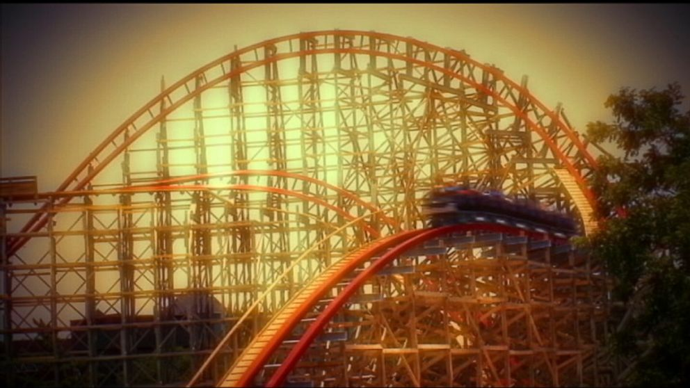 PHOTO: Six Flags Roller Coaster Death