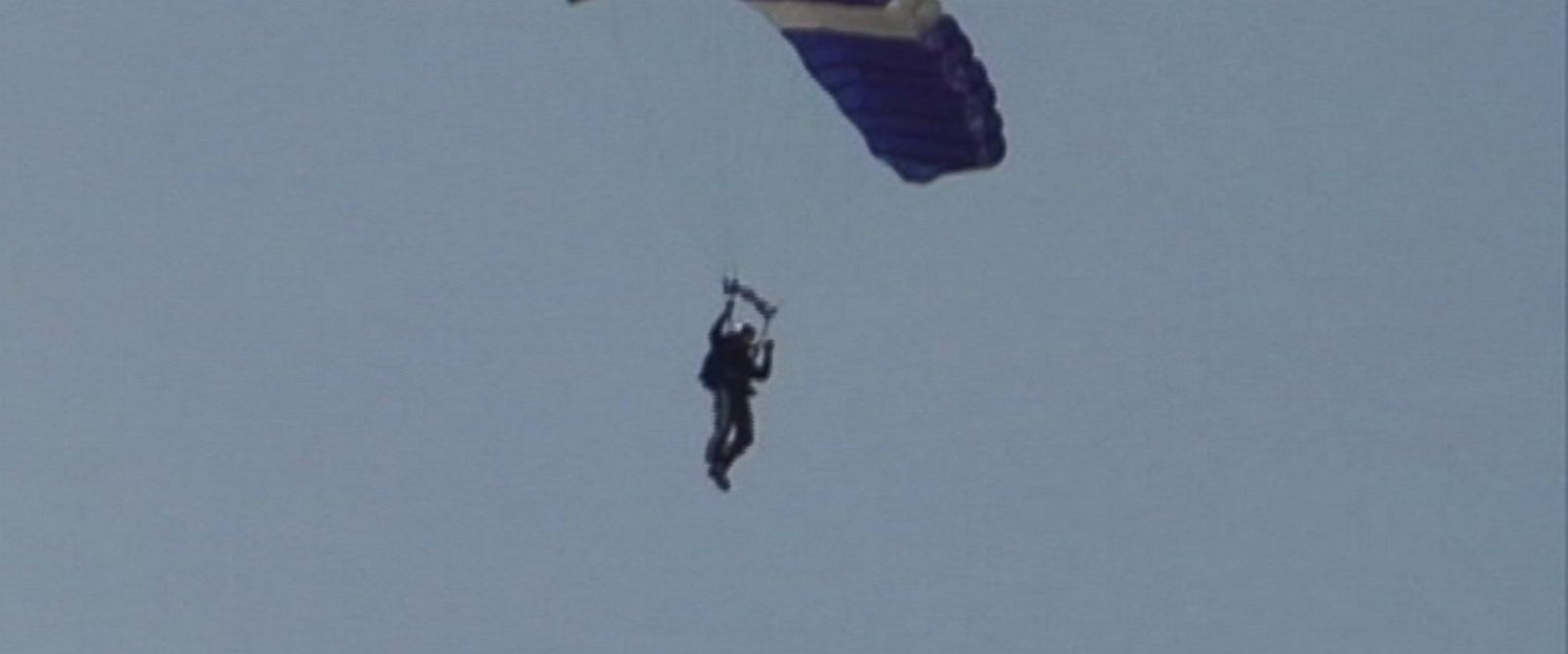 PHOTO: A skydiving trainer died after a midair collision in San Diego county.