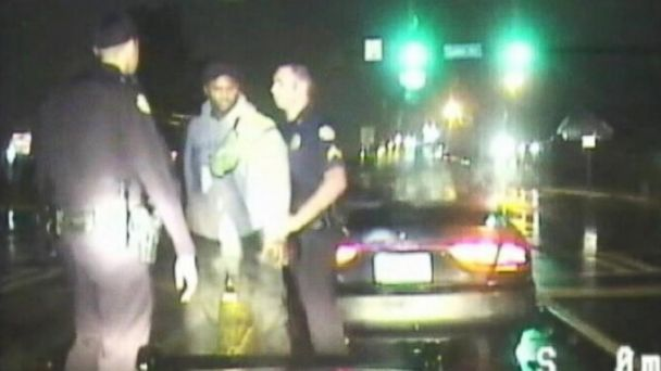 ABC suspect caught 131010 16x9 608 Traffic Stop Turns to Brawl as Murder Suspect Battles Cops