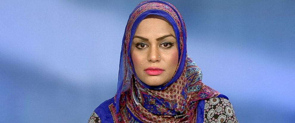 PHOTO: Tahera Ahmad says she was discriminated against on a United Airlines flight.