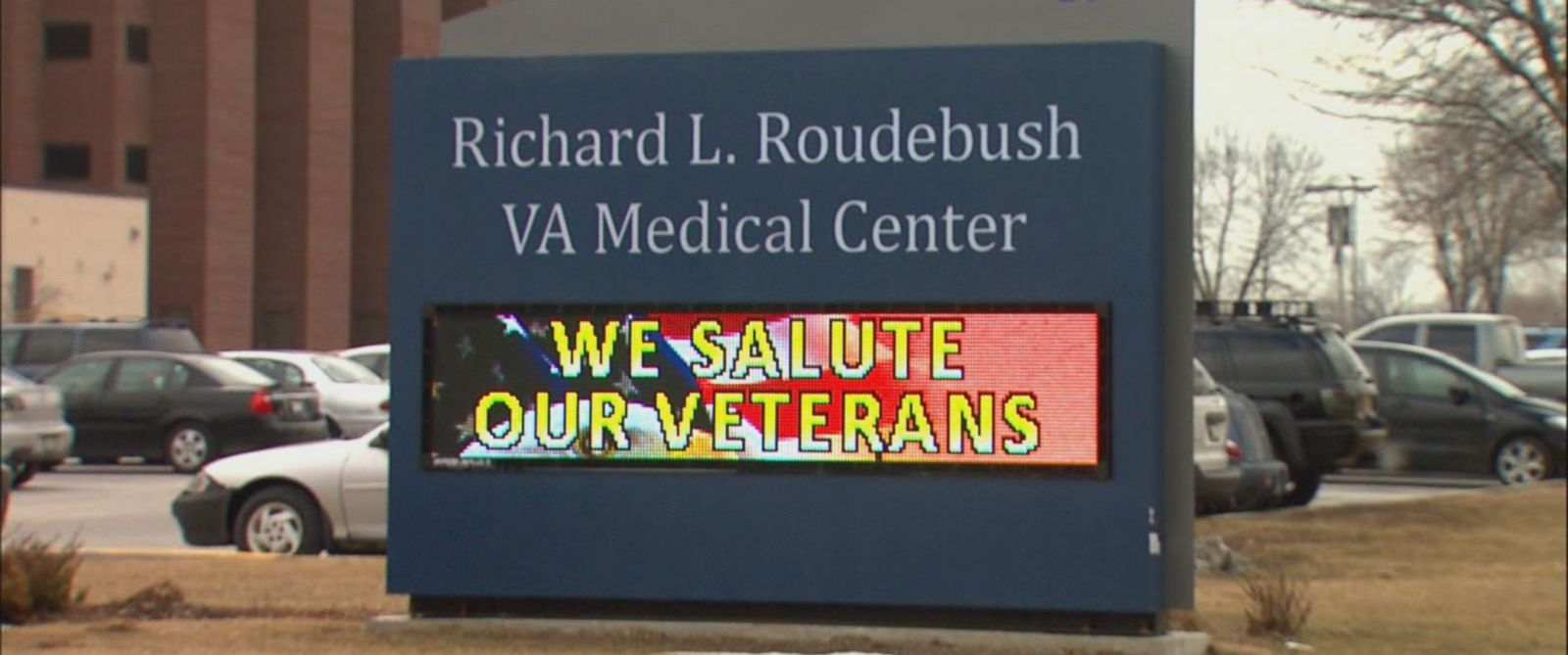 PHOTO: A manager has apologized for sending an email to staffers at an Indianapolis VA hospital that made fun of the mental health problems suffered by returning combat veterans.