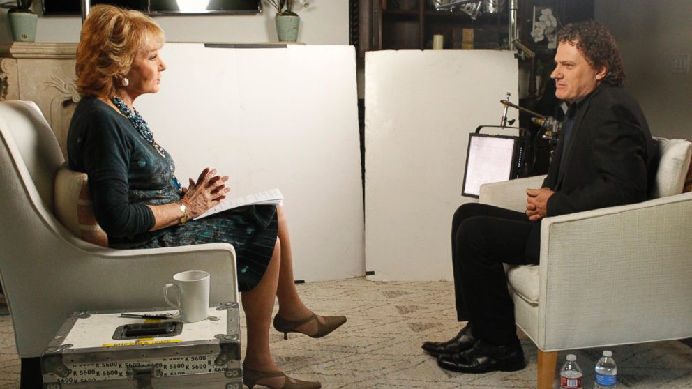 PHOTO: ABC News Barbara Walters interviews Peter Rodger, the father of Elliot Rodger, the man who fatally shot six people and wounded 13 others near the campus of the University of California, Santa Barbara.