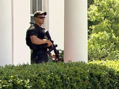 Video Shows How Secret Service Stopped Potential Attack Outside White House