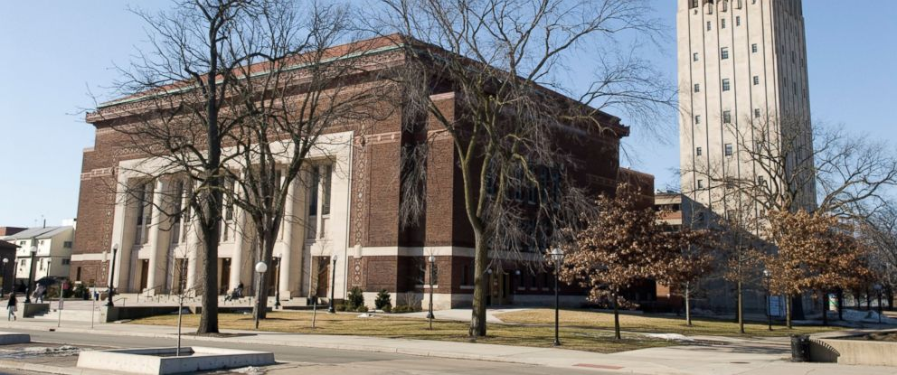 PHOTO: This undated stock photo shows the University of Michigan in Ann Arbor, Mich.