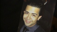 VIDEO: Los Angeles police believe that 22-year-old Darwin Vela went missing after walking his dog.