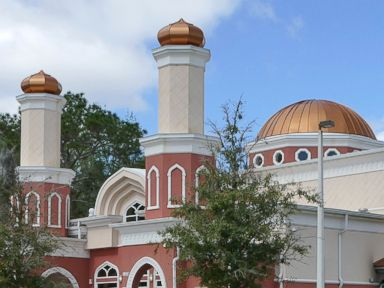 Fire at Florida mosque being investigated as arson