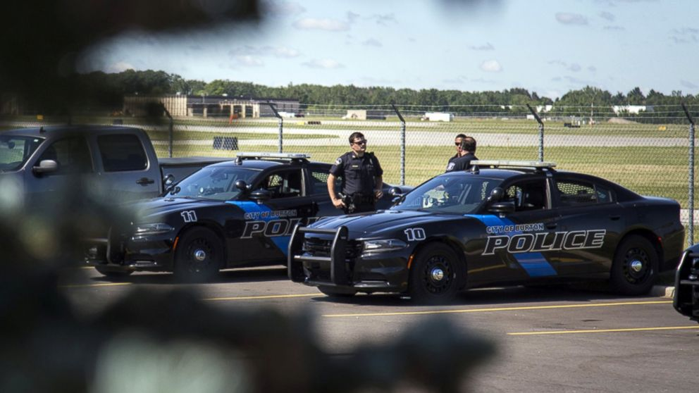 Stabbing of officer at Michigan  airport being investigated as act of terrorism