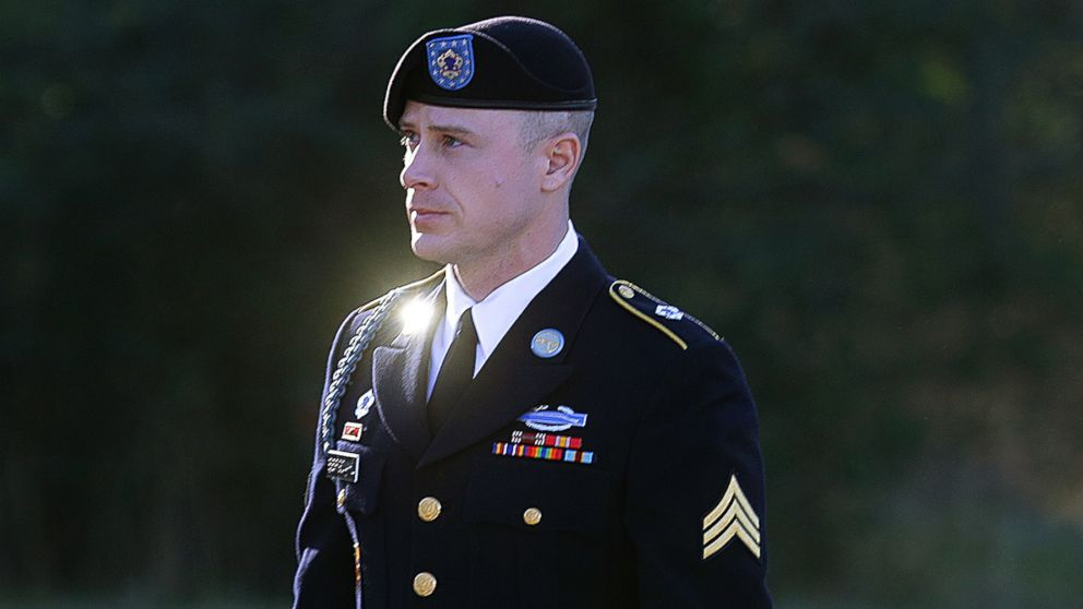 Alleged deserter Bowe Bergdahl doubts he could get a fair trial after Trump comments