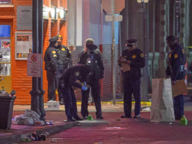 1 Suspect Arrested in Fatal Bourbon Street Shooting