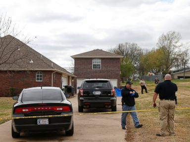 Killing of 3 teens during burglary may test OK 'stand your ground' law