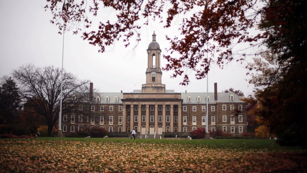 Penn State leader says problems could doom fraternity system
