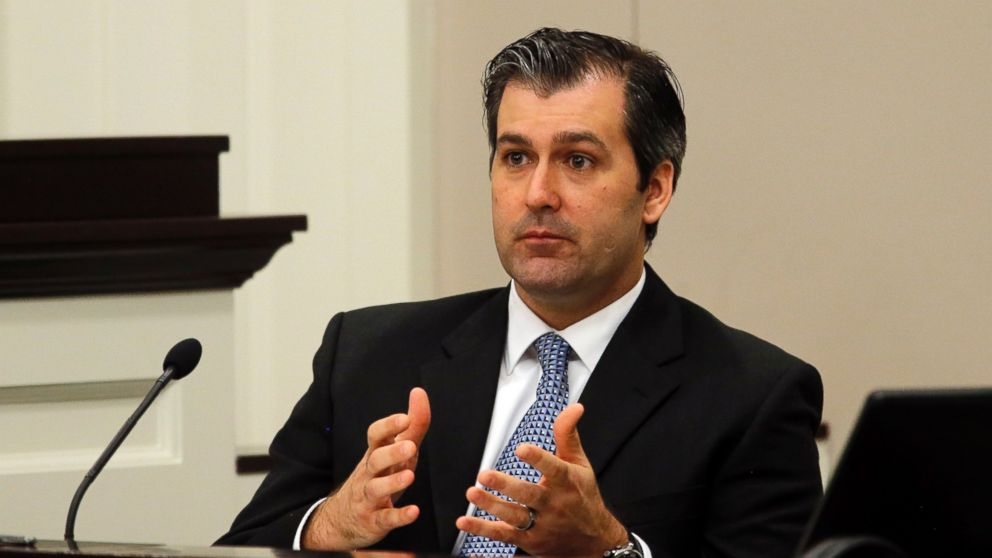 Michael Slager murder trial goes to the jury