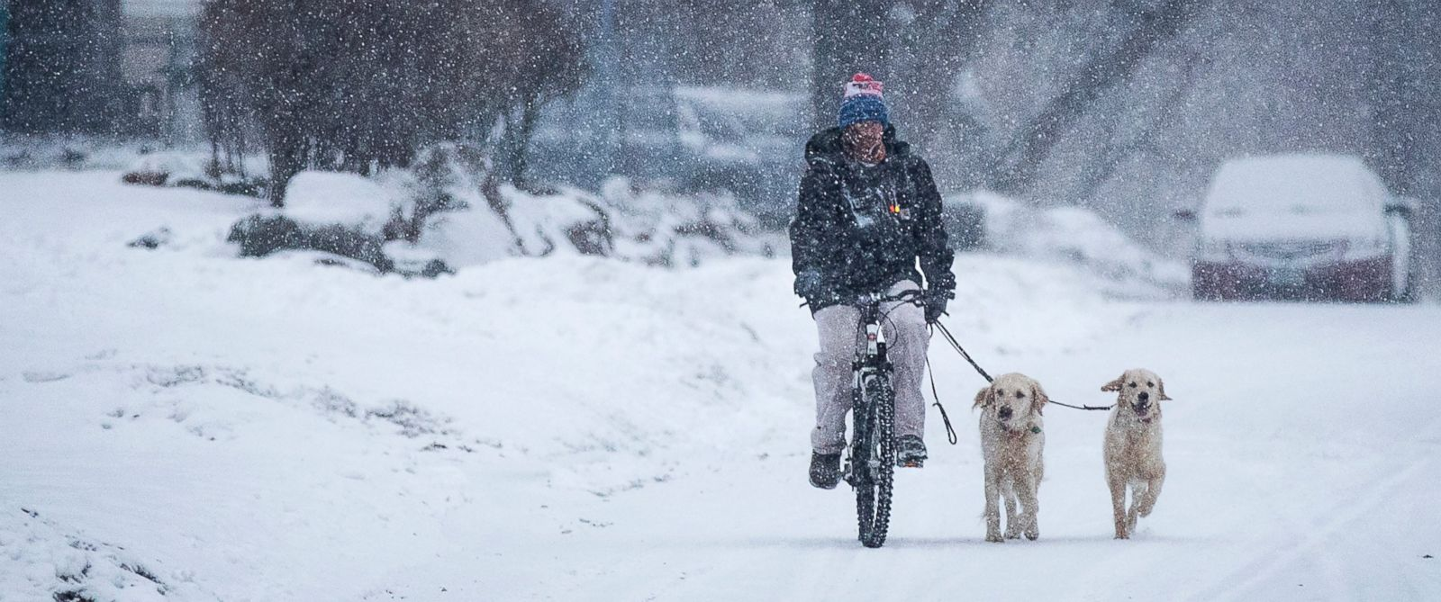 winter storm to bring swath of snow to the great plains and