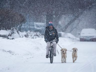 Winter storm to bring swath of snow to the Plains and Midwest