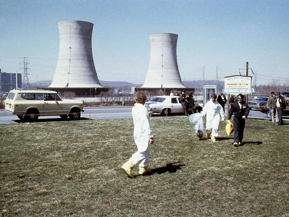aftermath of the 1979 incident at the nuclear power plant at three mile island Frequently asked questions - three mile island accident - march 28, 1979  the  reactor's fuel core became uncovered because coolant water dropped below   health effects, principally cancer, in the area surrounding the plant  there is no  such danger as described in the 1979 movie, china syndrome.