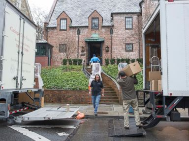 WATCH:  Next Chapter: Obamas' Planned Move to Kalorama Surprises Longtime Resident
