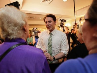 Clay Aiken's Race in North Carolina Too Close to Call