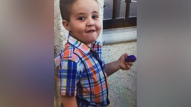 PHOTO: This undated photo posted on the South Pasadena, Calif., Police Department's Facebook page shows Aramazd Andressian, Jr., as they seek the public's help in locating him.