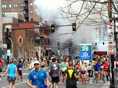 Photos: Incredible Then and Now Images From the Boston Marathon