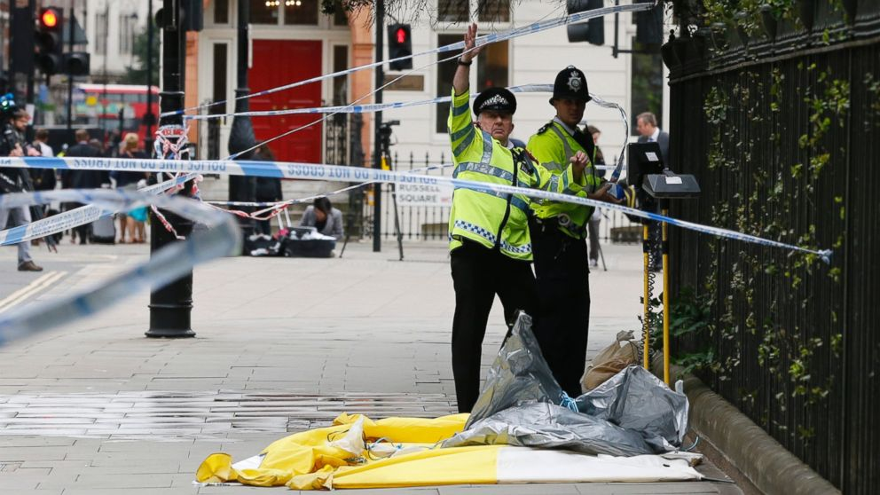Woman killed in mass stabbing; security tightened in London