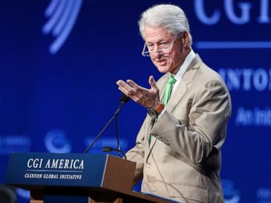 Bill Clinton, Hours Before 9/11 Attacks: 'I Could Have Killed' bin Laden